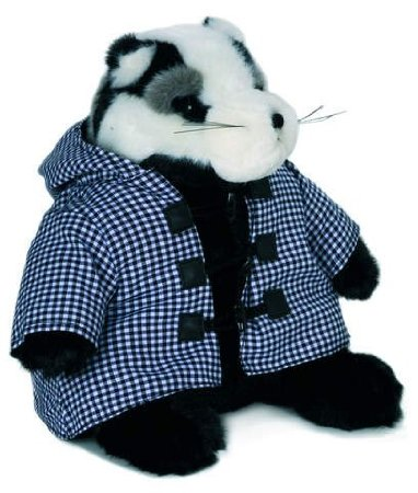 Dora Designs Percy Brocklehurst Badger - Country Folk