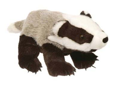Cute Cuddlekins Badger